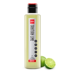 Wholesale Light Fruit Syrup 1ltr - Tahitian Lime - SHOTT Beverages Orders Dispatched direct from Supplier. Free Delivery Australia Wide.