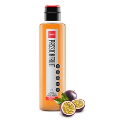Wholesale Light Fruit Syrup 1ltr - Passionfruit - SHOTT Beverages Orders Dispatched direct from Supplier. Free Delivery Australia Wide.