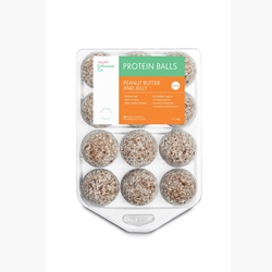 Health Enthusiast Wholesale Peanut Butter Jelly Protein Balls - Vegan