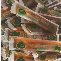 Bee2 Manuka Honey Straws