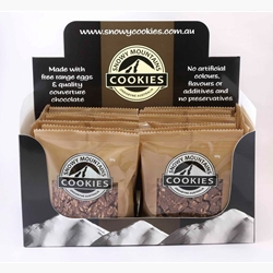 CocoChoc Snowy Mountain Cookies