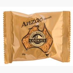 20g Anzac Snowy Mountain Cookies