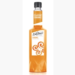 Wholesale Syrup 750ml - Caramel - DaVinci Gourmet (1x750ml) Orders Dispatched direct from Supplier. Free Delivery Australia Wide.