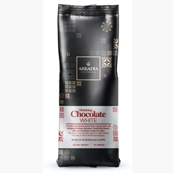 Arkadia White Drinking Chocolate Powder