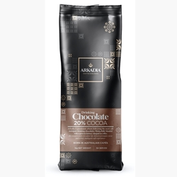 Arkadia Cappuccino Chocolate Powder