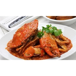 Spice Mix 1kg - Chilli Crab Curry - Curry Flavours (1x1kg)