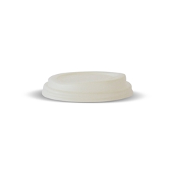 Compostable Lids 4oz Cup White Earth Pack