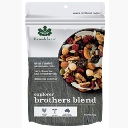 Brookfarm Brothers Blend Explorer Mix 200g