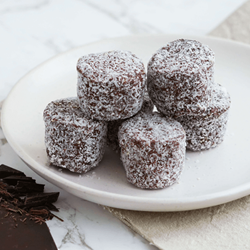 Cafe Protein Balls - Chocolate Chia