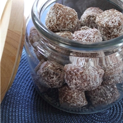 Cafe Protein Balls - Rocky Road