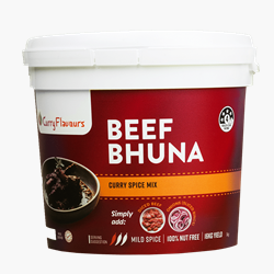 Curry Flavours Beef Bhuna Spice Blends