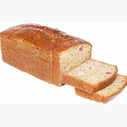 Papa Joes Pear Raspberry Bread Supplier