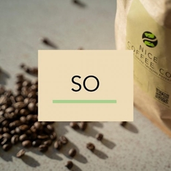 Social Enterprise Coffee - Nice Coffee Co. - Safari Blend - Good Food Warehouse