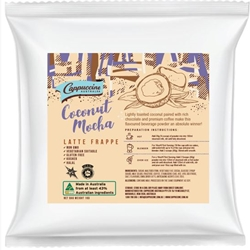 Cappuccine - Coconut Mocha Powder - Good Food Warehouse