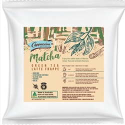 Cappuccine - Matcha Green Tea Powder - Good Food Warehouse