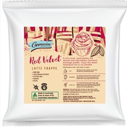 Cappuccine - Red Velvet Latte Powder - Good Food Warehouse