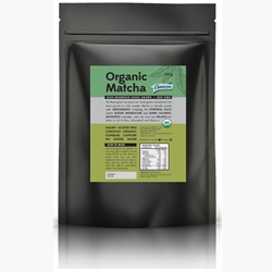 Cappuccine | Organic Matcha Green Tea Powder | Good Food Warehouse