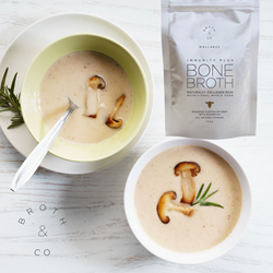 Immunity Plus Beef Bone Broth Powder | Broth&Co Wholesale | Good Food Warehouse