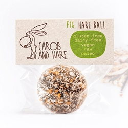 Fig Health Balls | Carob & Hare Cafe Balls | Good Food Warehouse