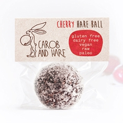 Cherry Health Balls | Carob & Hare Cafe Balls | Good Food Warehouse