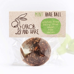Mint Health Balls | Carob & Hare Cafe Balls | Good Food Warehouse