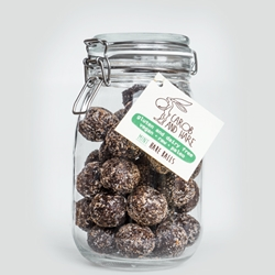 Cafe Mint Health Balls | Carob & Hare Cafe Balls | Good Food Warehouse