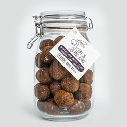 Bulk Original Health Balls | Carob & Hare Cafe Balls | Good Food Warehouse