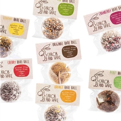 Carob And Hare Samples | Carob Health Balls Producer | Good Food Warehouse
